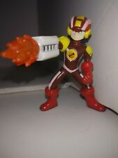 "Vintage Bandai Mega Man 2"" Collectible Figure C/SST"