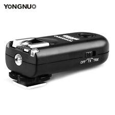 YONGNUO RF-603II Flash Trigger Single Transceivers Set Shutter Release For Nikon