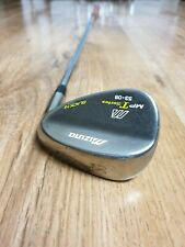 Mizuno MP T Series 53.08 Forged Black Nickel Gap Wedge