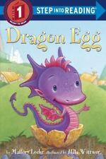 Dragon Egg (Step into Reading) Loehr, Mallory Paperback