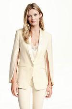 H&M Hip Length Formal Blazers for Women