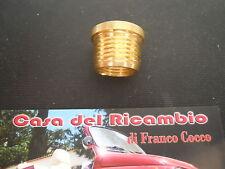 BOCCOLA PER CANDELA FILETTO CORTO  FIAT 500-126 AUTO E MOTO D'EPOCA  3611