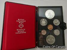 1975 Canada 7 Coin Prestige Silver Dollar Specimen Set ORIGINAL! #coinsofcanada