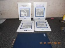 Fiesta 2000 Car Owner & Operator Manuals