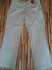 Bnwt new ladies bhs light grey bootcut formal trousers size 18 W36 L31