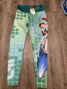 Fusion FG Street Fighter Cammy Women's Leggings Spats (RETIRED) Large