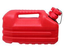 Ondis24 Reservekanister Benzinkanister Öl + Kraftstoffe UN 5 L