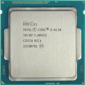 Intel® Core™ i3-4130 | 3.4GHz | Test OK | Ref : SR1NP | Socket : LGA1150