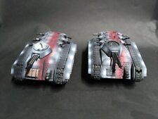 2 Warhammer 40k Astra Militarum Chimeras