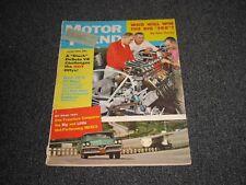 Motor Trend Magazine Vol 10  # 6 June 1958 DeSoto V8