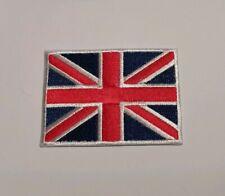 Great Britain Union Jack Flag Patch