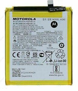 MOTOROLA KG40 BATTERY FOR MOTO G8 PLAY XT2015-2 XT2016-2 / 4000mAh