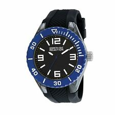 Kenneth Cole REACTION Unisex RK1340 Street Collection Analog Display Japanese Qu