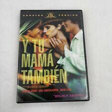 Y Tu Mama Tambien (Unrated Version) Dvd