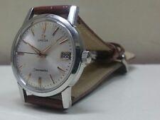 Omega seamaster calendar manual winding- 1960 - Vintage Swiss Watch. Rare.