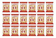 Garnelencräcker Hanami Bigpack: 18 x 60g Krabbenchips Krupuk Garnelen Chips