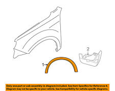 Wheel Arch Trim-Molding SUBARU OEM E201SSC300