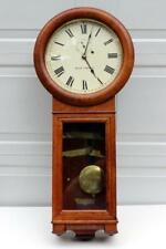 Seth Thomas 2 Clock in Oak