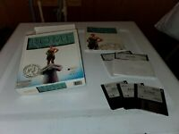 Rome: Pathway to Power (PC, 1993) Complete 3 Discs 2 Floppys Game Manual IBM