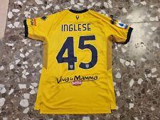 Maglia Parma shirt #45 Inglese match worn Serie A 2020 2021