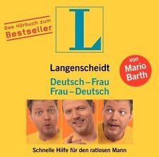 Mario Barth Deutsch-Frau/Frau-Deutsch (2005) [CD]