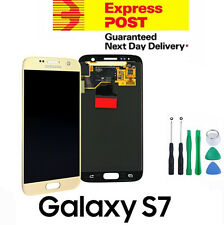 LCD Display Digitizer Touch Screen Assembly for Samsung Galaxy S7 G930 GOLD