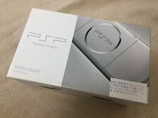 EXCELLENT Sony PSP 3000 Mystic Silver Handheld System japan