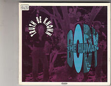 THE HUMAN BODY - truth be known CD