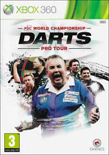 PDC World Championship Darts: Pro Tour ~ XBox 360 (in Good Condition)