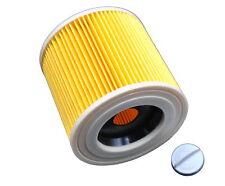 Patronen-Filter geeignet für Kärcher WD 2500 M, WD 3200 AF, 6.414-552.0