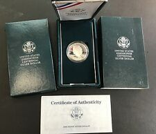 USA Eisenhower Centennial Silver dollar 1890 - 1990 Proof Set