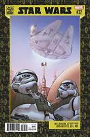 Star Wars #32 Will Robson Star Wars 40th Anniversary Variant Cover