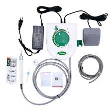 VRN Dental Ultrasonic Scaler With Detachable LED Fiber Optic Handpiece Fit EMS