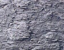 Heki 3137 Felsfolie Kalkschiefer 40 x 18 cm 2 Stück für alle Spurweiten Neuware