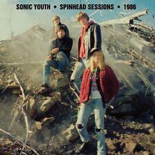 SONIC YOUTH - SPINHEAD SESSIONS   VINYL LP + MP3 NEU