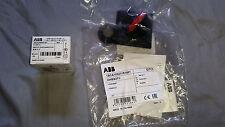 OT40FT3 ABB 40A Disconnect Switch & OHBS2PJ HANDLE Type 1/3R/12 Combo NEW