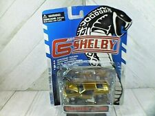 New Listing Shelby Collectibles Gold 1968 Shelby Mustang Gt500 2006