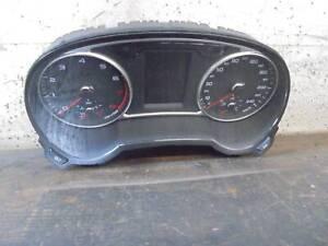 Kombiinstrument Tacho Audi A1 8X 8X0920930C 1.2TSi 63kW CBZ CBZA 205619