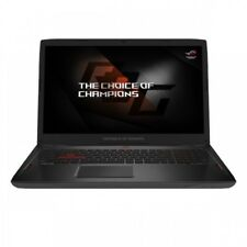 """ASUS ROG GL702ZC AMD RX 580 4 GB 17.3"""" AMD 6-Core ryzen 5 Laptop para juegos de 1600"""