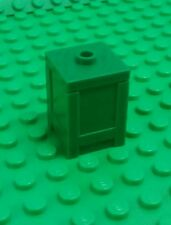 *NEW* Lego Green 2x3 Square Barrell Container Lid Kryptonite Storage x 1 piece