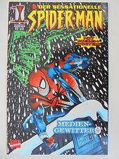 1x Comic - Spider-man Nr. 1 - Marvel Chronik- Zustand 1