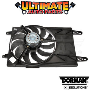 Radiator Cooling Fan (2.0L) for 04-12 Ford EcoSport (with A/C)