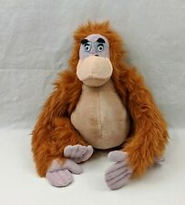 "Disney The Jungle Book King Louie Orangutan10"" Plush Animal Toy"