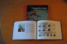 """Tintin le mystère des 7 boules de cristal Neuf """"à l'italienne"""" TL"""