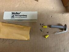 Weller He 4 Heater Open Box For Soldering Gun New Storage4