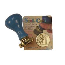 Manuscript Decorative Wax Sealing 25mm Coin Seal - Love