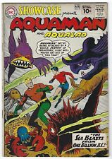 SHOWCASE #31, DC 1961, VG/VG+ CONDITION, 2ND SILVER AGE AQUAMAN ISSUE!