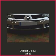 Renault Clio 172/182 Insertos de parachoques OEM, etiqueta engomada, gráficos, Coche, Renault, N2200