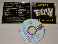 MOTOWN TODAY CLUB-EDITION 2 - V.A. (BRUCE WILLIS) / GERMANY-CD 1990 (MINT-)