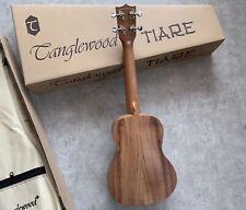 New ListingSuperb £109 Spruce Top Koa! Concert Size ukulele amazing arched back + Gig Bag